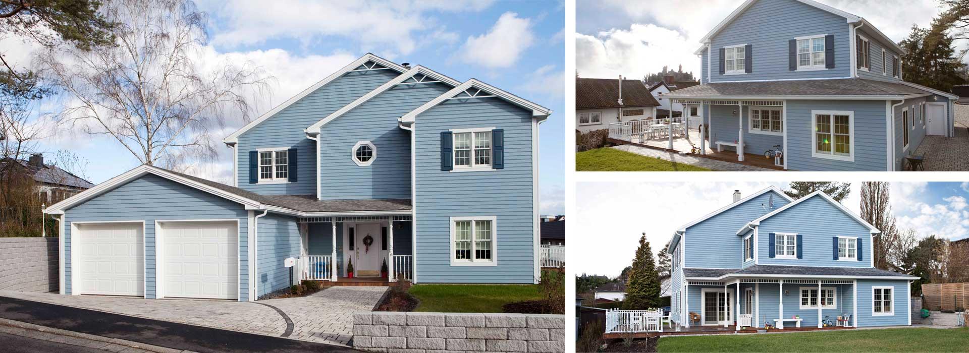 BostonHaus - Amerikanische Häuser - Startseite