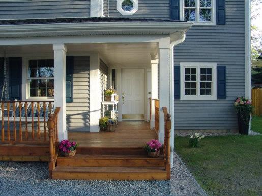 bostonhaus - amerikanische häuser - startseite - Amerikanische Huser